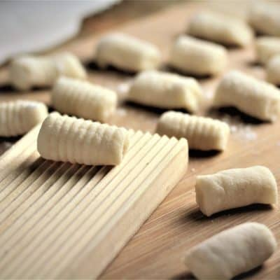 How to Make Potato Gnocchi