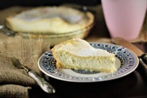 Mom's Ricotta Pie