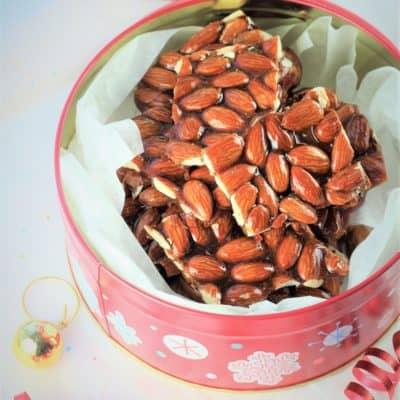 Sicilian Almond Torrone