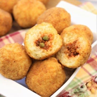 The Best Sicilian Arancini