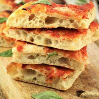Easiest No Knead Pizza Dough Recipe