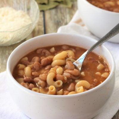 White Bean and Potato Soup